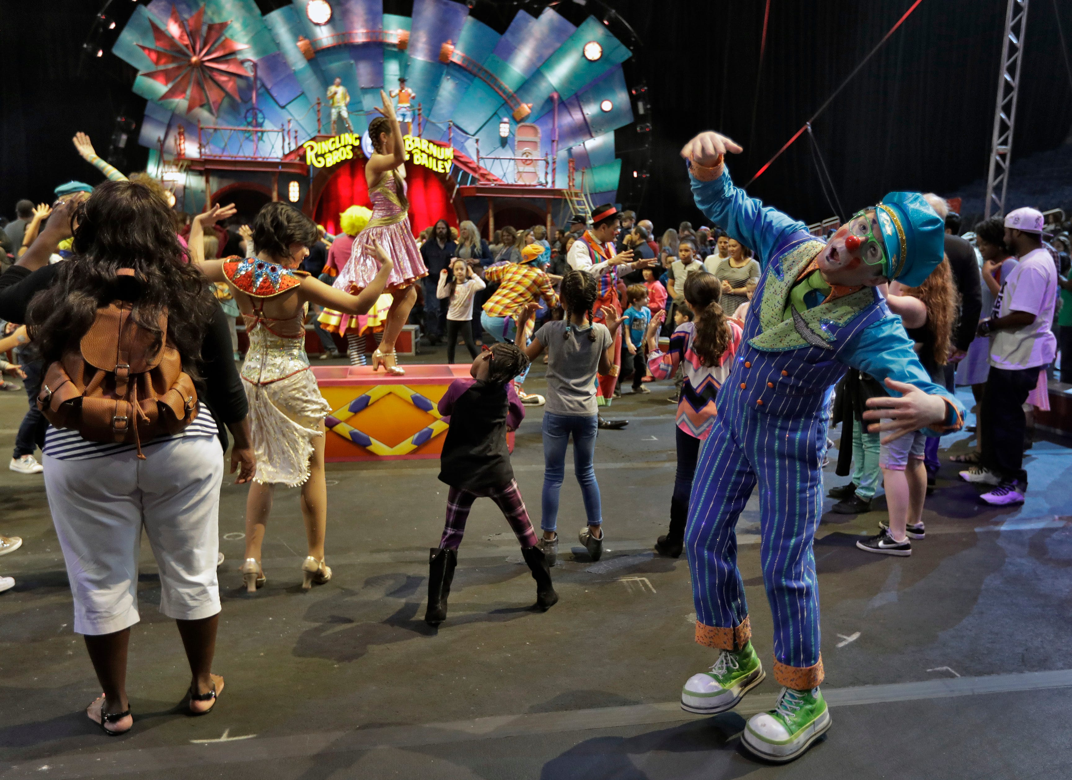 The Ringling Bros. Circus Is Officially Closing After 146 years