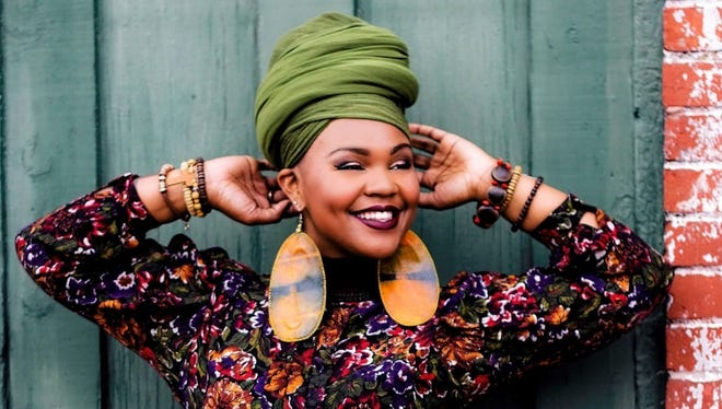 Spoken-word artist Mariah Ivey is one of four highlighted Art & Soul performers.