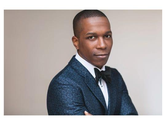 """""""Hamilton"""" star Leslie Odom Jr. will sing a Jan. 19"""