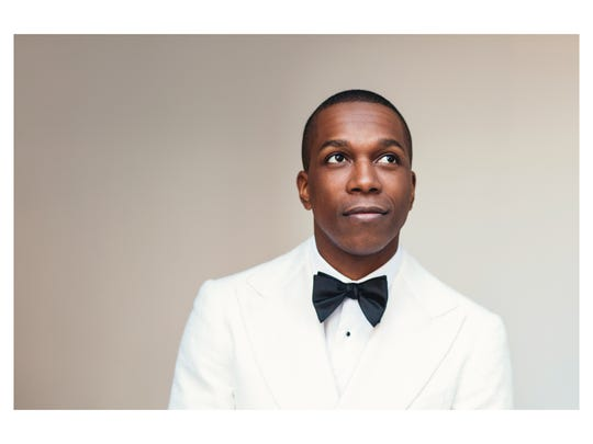 """Hamilton"" star Leslie Odom Jr. performs a sold-out"