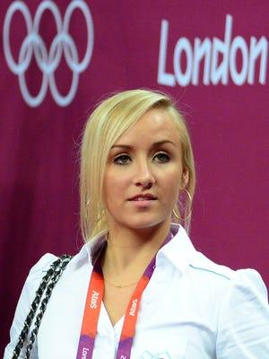 Nastia Liukin will be in Rio to broadcast gymnastics for NBC Sports.