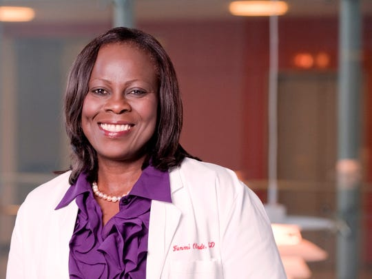 Dr. Olufunmilayo Olopade is director of the Center for Clinical Cancer Genetics at the University of Chicago Medicine.