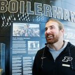 Former Purdue football star sees program turning corner under Jeff Brohm