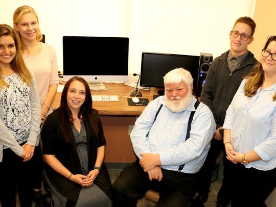 The Misericordia University faculty-student research