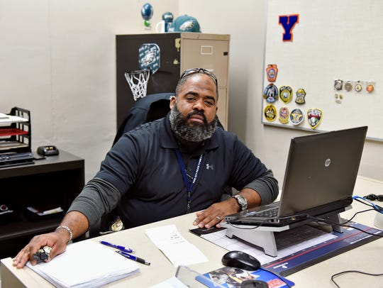 Michael Muldrow is the chief of the York City School