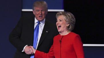 Five takeaways from the first presidential debate