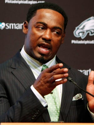 Former Eagle Brian Dawkins will be inducted into the Pro Football Hall of Fame on Saturday.