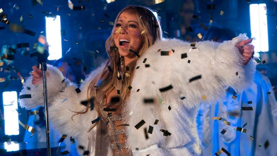 Mariah Carey says she's 'kind of a prude': 'I've only been with five people in my life'