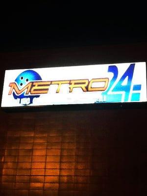 Metro 24 Bowling Center in Jackson, Miss.