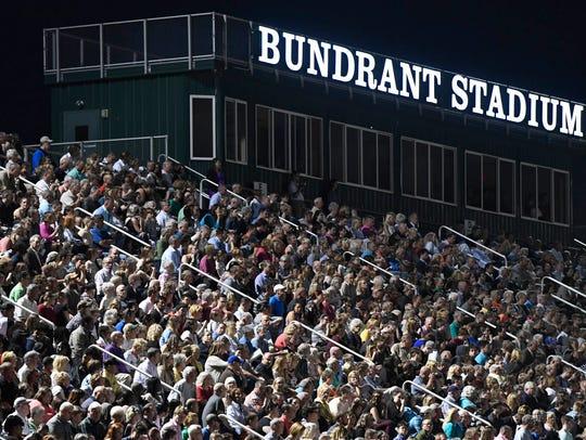 The Husky faithful can still fill up Bundrant Stadium.