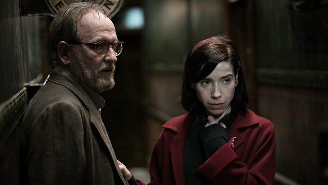 Richard Jenkins and Sally Hawkins in 'The Shape of Water.'