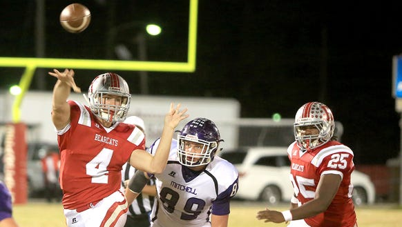 Hendersonville's Alex Williford is back after passing