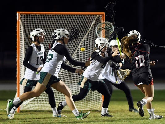 High School Lacrosse: Edgewooid at Viera