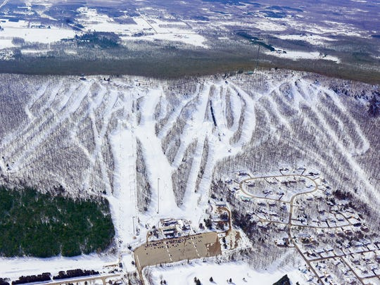 Granite Peak near Wausau hopes to expand its ski area with more than a dozen new runs and slope-side lodging.