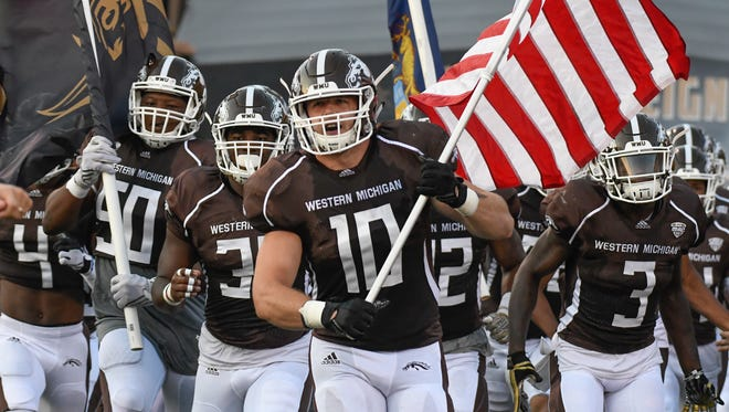 The WMU Broncos take the field for their home opener Saturday night.
