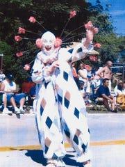 Barbara Jaeger has been a clown in Sheboygan for 60