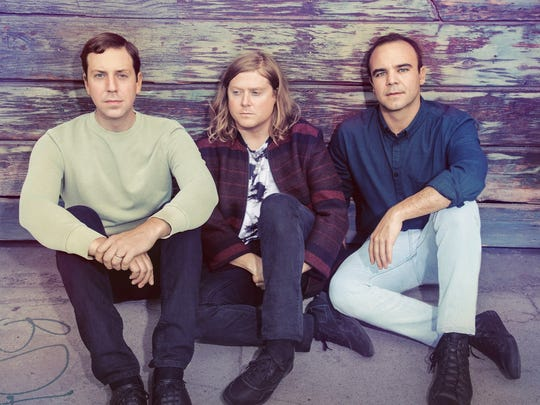Future Islands will perform June 9 at the Egyptian Room in Old National Centre.