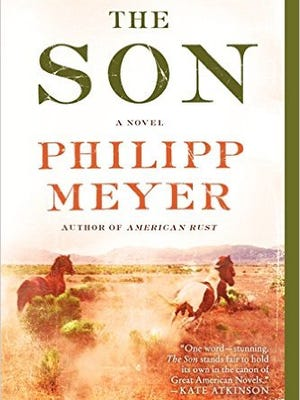 """""""The Son"""" by Philipp Meyer."""