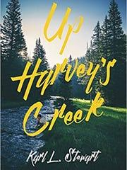 """Up Harvey's Creek"" by Karl Stewart"