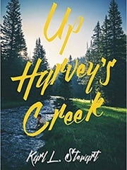 """Up Harvey's Creek"" by Karl Stewart"