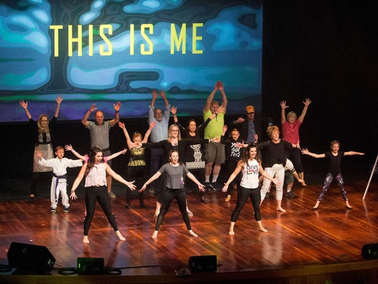 """RCS Empowers team performs to a """"Greatest Showman"""""""