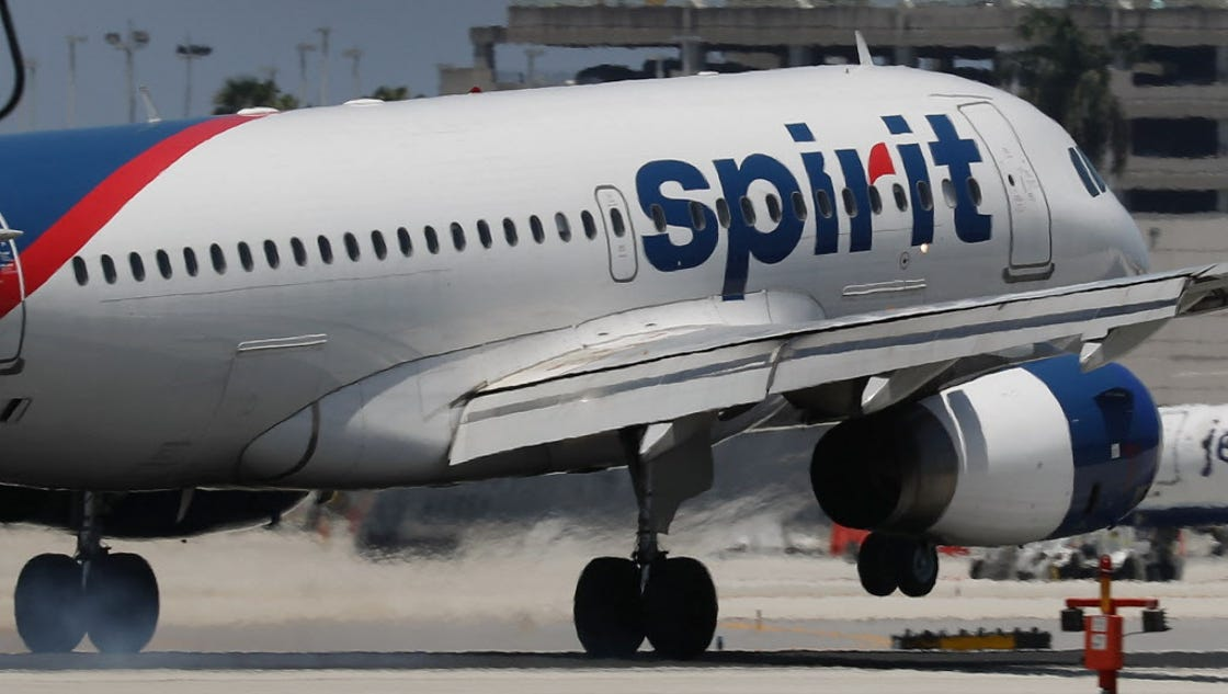 Spirit airlines has some responsibility in passenger brawl for Book a flight with spirit airlines