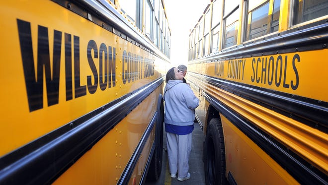 Wilson County Schools to close Nov. 7, and Dec. 19 for special election.