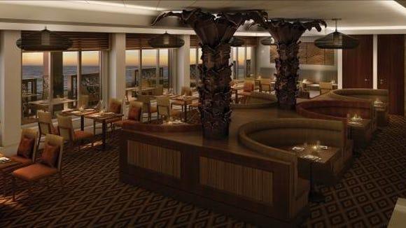 Iron Chef Jose Garces' first restaurant at sea will