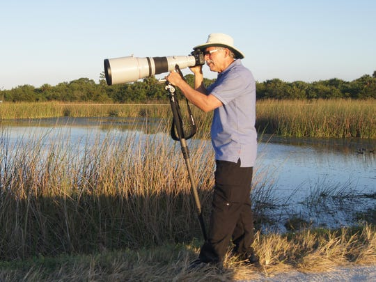 The Viera Wetlands is one of the many places Space Coast Birding & Wildlife Festival participants can go for an immersive field trip experience.
