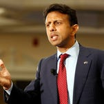 Gov. Bobby Jindal's focus on states important in the presidential campaign is drawing lots of criticism at home and doing little apparent good for his 2016 prospects.