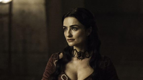 Move over, Melisandre.