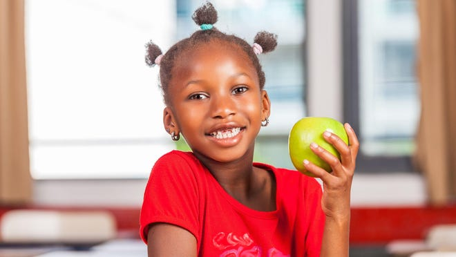 Proper nutrition will help your child perform their best in school. (Fotolia)
