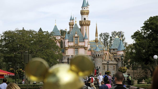 Disney is proposing to reopen its Southern California theme parks on July 17, the company said on Wednesday.