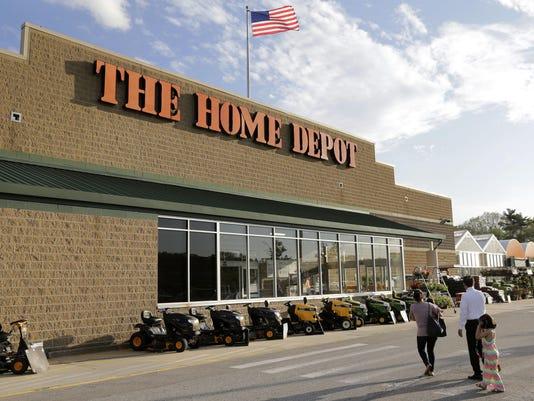 Home Depot Bonus
