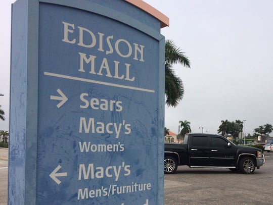 The Macy's and Sears stores at Edison Mall will remain