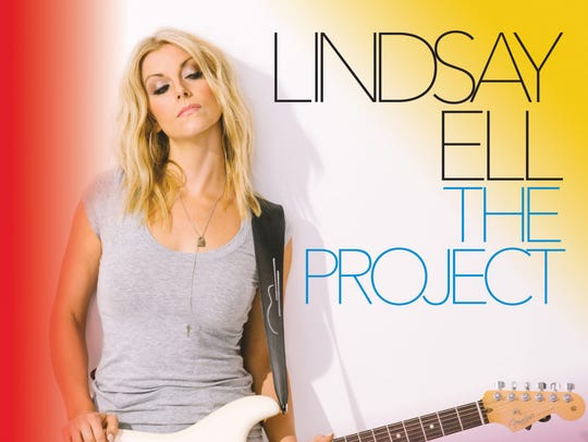 "Lindsay Ell will release her debut album ""The Project"""