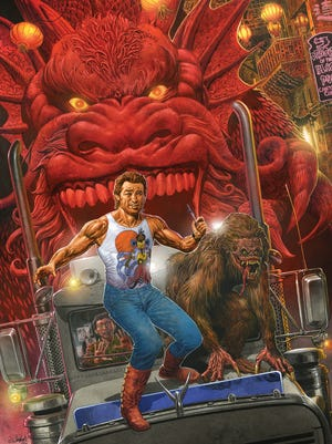 """Launching in June, the """"Big Trouble in Little China"""" comic book continues the adventures of Jack Burton from the 1986 John Carpenter film."""