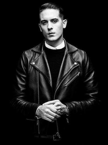 1/3: G-Eazy: This Oakland rapper hit the album charts