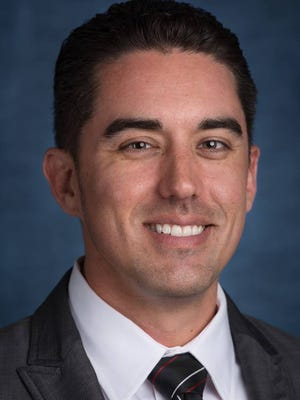 Ryan Winkle will run for the District 3 Mesa City Council seat.