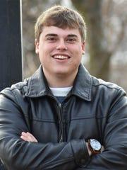 Troy Bier is running for Wisconsin Rapids School Board.