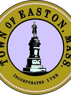 The Town of Easton's official seal.