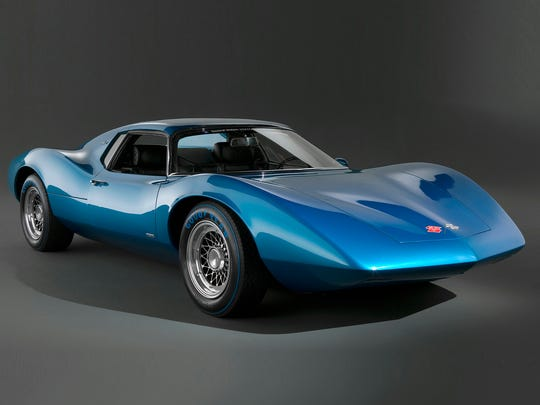 The Astro II prototype was revealed at the 1968 New York Auto Show and at the time had speculators wondering if it was the next generation of the Corvette.