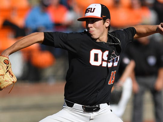 OSU's Luke Heimlich is one of five finalists for the
