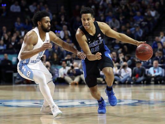 ACC tournament: North Carolina vs. Duke