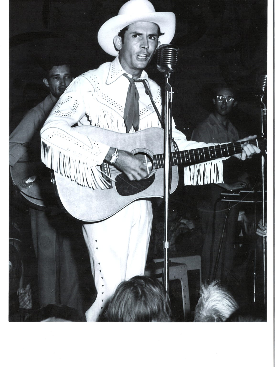 Sixty years after his death, Hank Williams remains