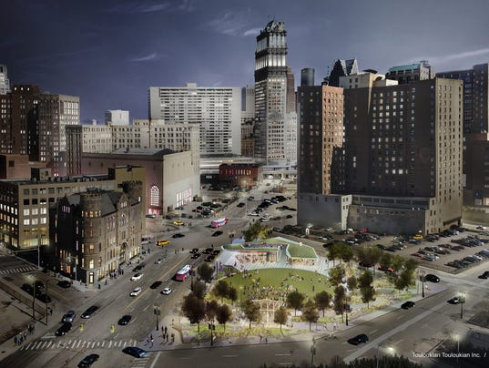DTE Energy's planned park
