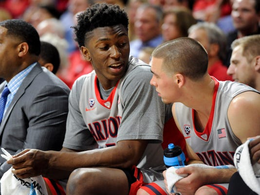 NCAA Basketball: Gardner-Webb at Arizona