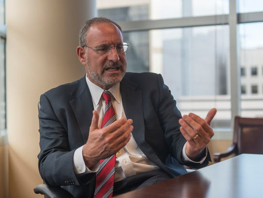 Andy Luger, the U.S. attorney for Minnesota, plans