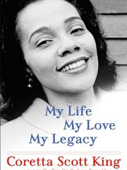 'My Life, My Love, My Legacy' by Coretta Scott King