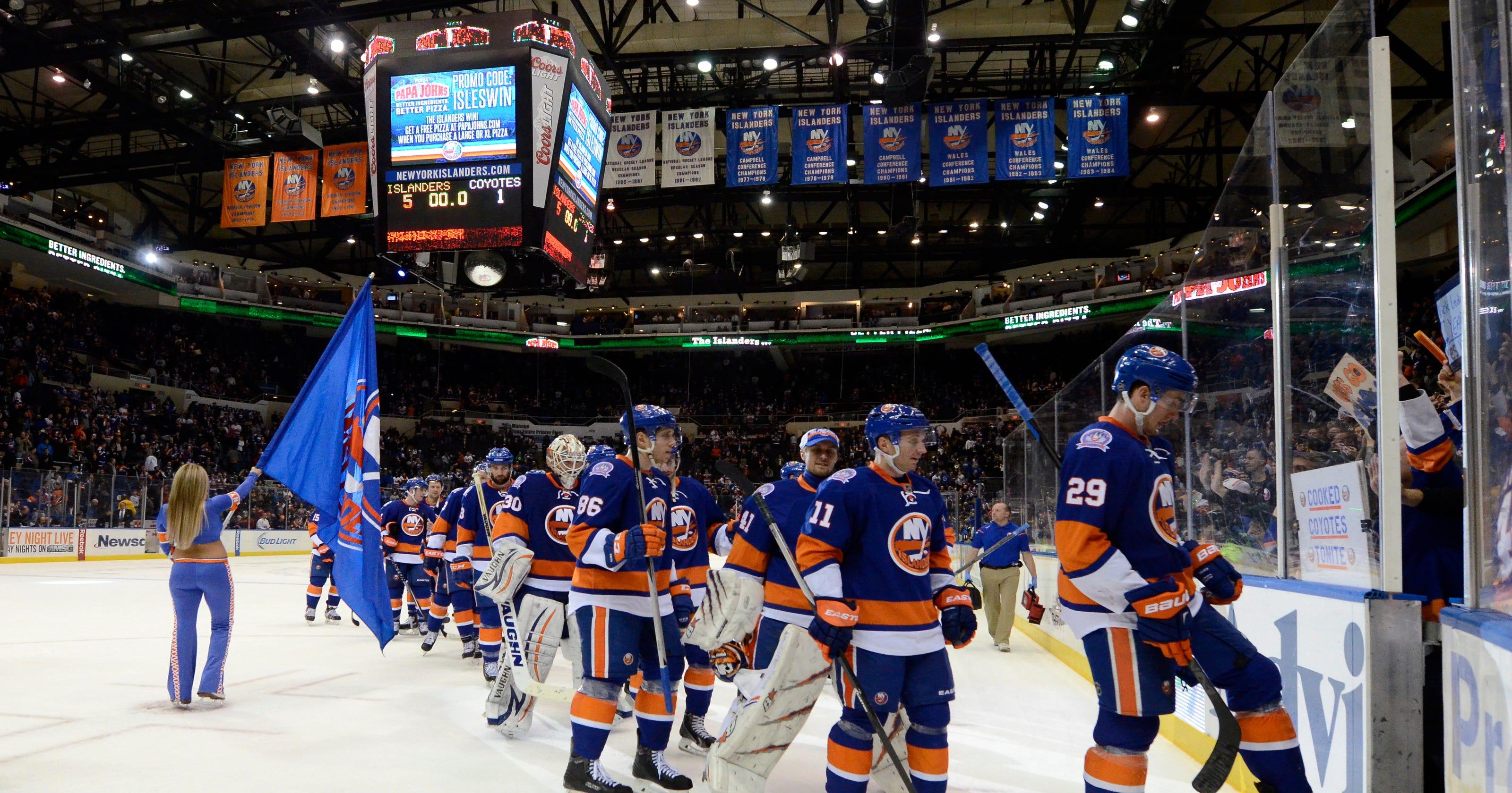 Islanders bidding farewell to Nassau Coliseum 9c24f7bf6